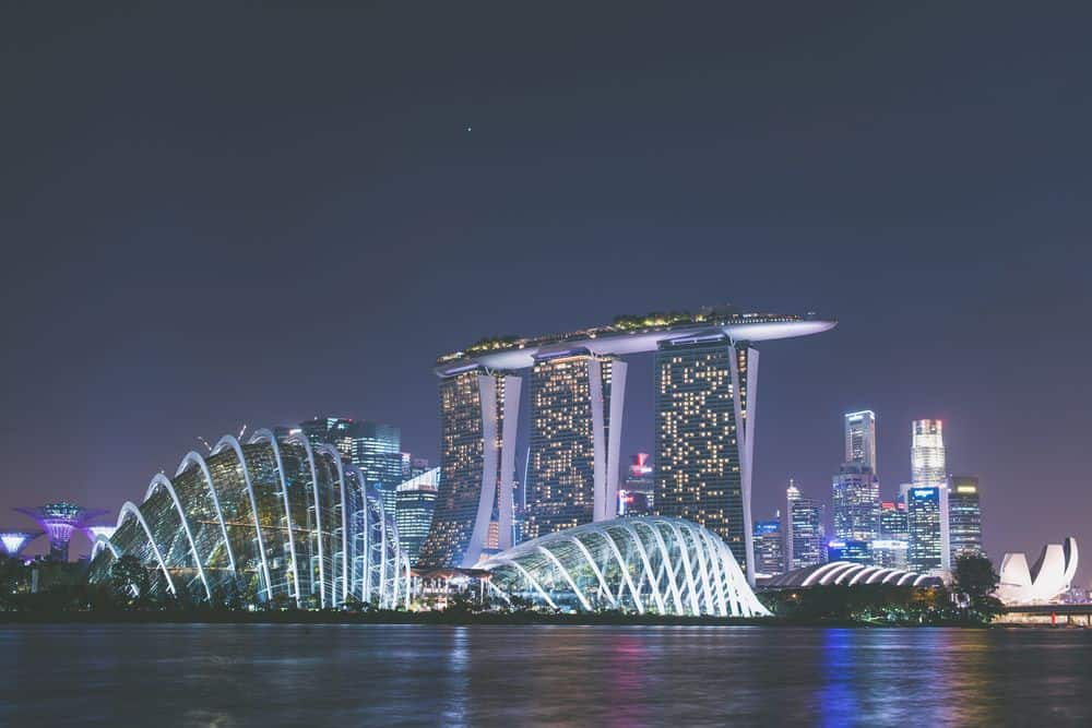 סינגפור, כפר גלובלי