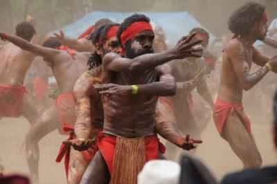 אבוריג'ינים, אוסטרליה, ריקוד
