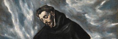 דומניקוס הקדוש, אל גרקו
