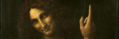 יוחנן המטביל, לאונרדו דה וינצי