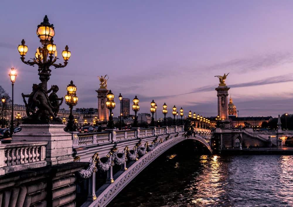 פריס, גשר