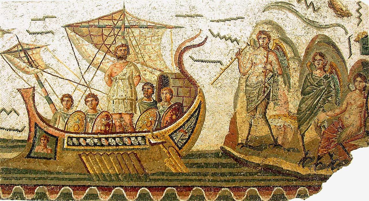 אודיסאוס, סירנות