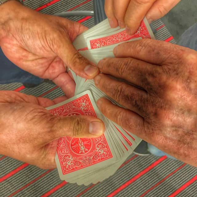 קלפים, טריק, בחירה