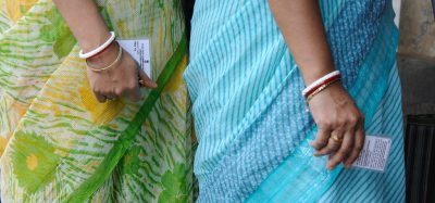 הצבעה, הודו, נשים