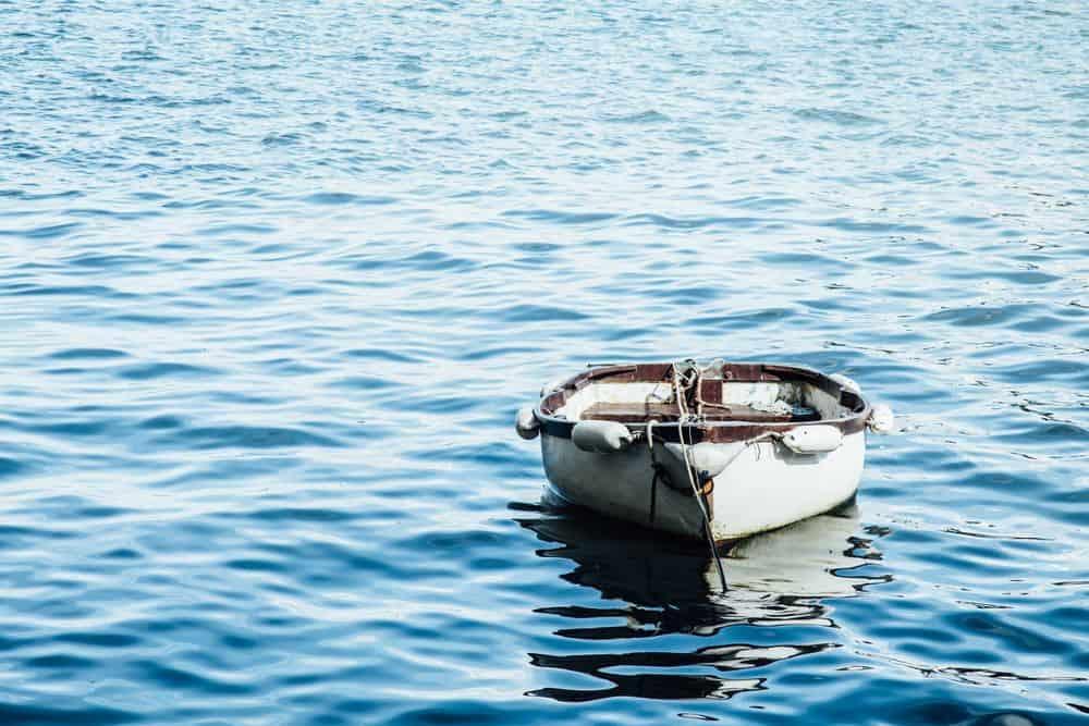 סירה, מים, גלים