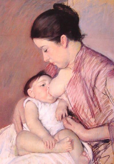 אימהות, מארי קאסאט