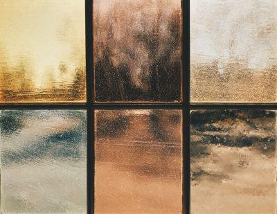 חלון, זכוכית