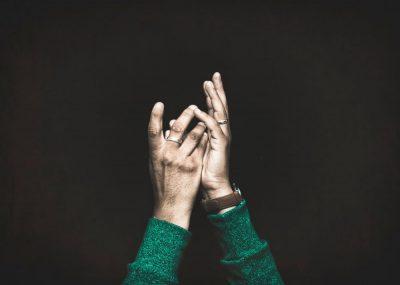 ידיים, כפות ידיים