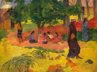פול גוגן, טהיטי