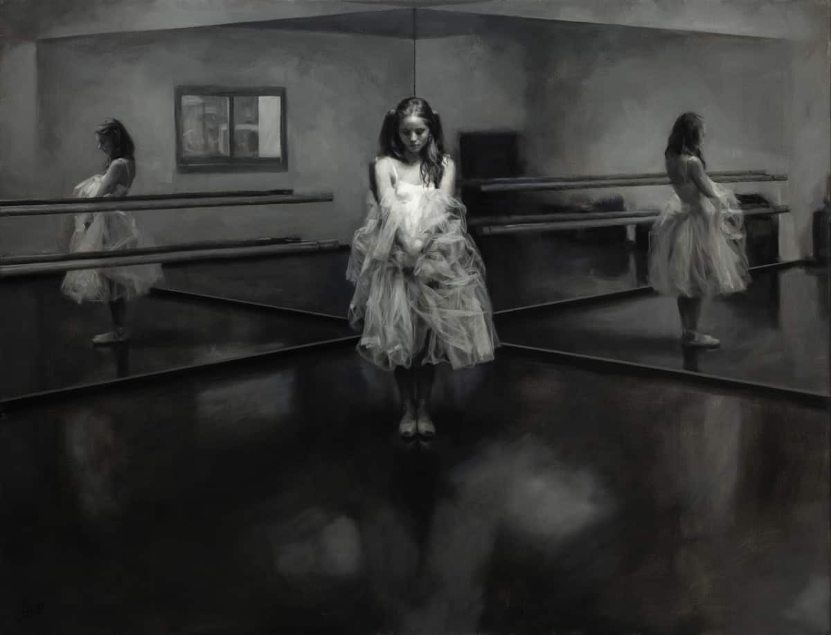 רקדנית, ויסנטה רומרו רדונדו
