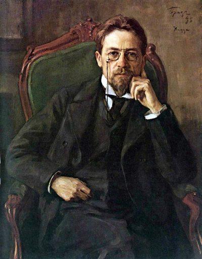 אנטון צ'כוב, רופא