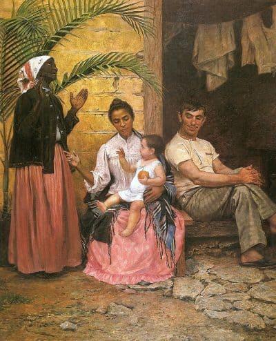 גאולת חם, מודסטו ברוקוס, גזע, ברזיל