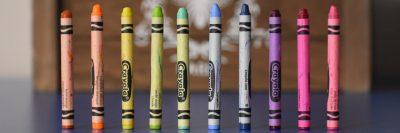 צבעים, Crayons