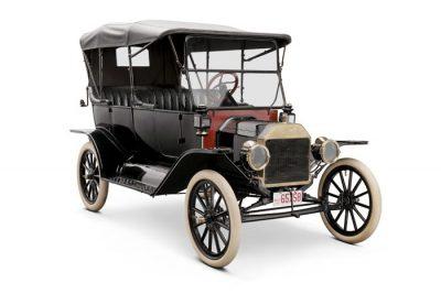 פורד, מודל T, דגם T