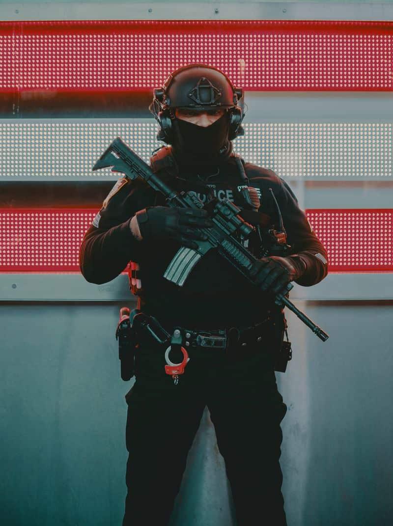 שוטר, משטרה