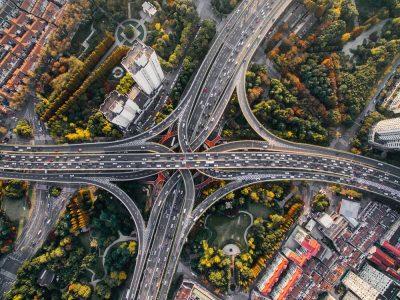 שנגחאי, כבישים מהירים, מחלף