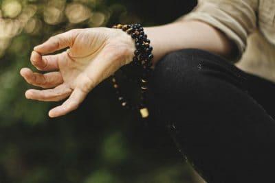 יוגה, מדיטציה, יד, אצבעות