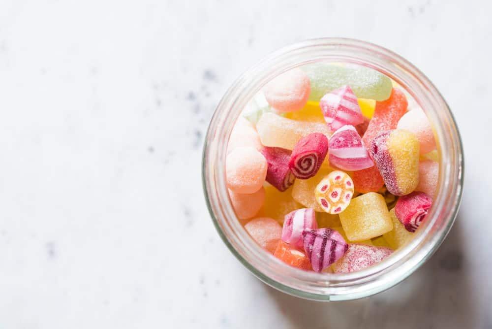 סוכריות, ממתקים