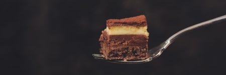 עוגה, מזלג, אפייה צרפתית