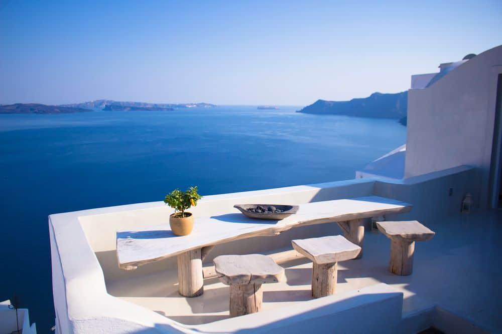 אי יווני, ים, נופש