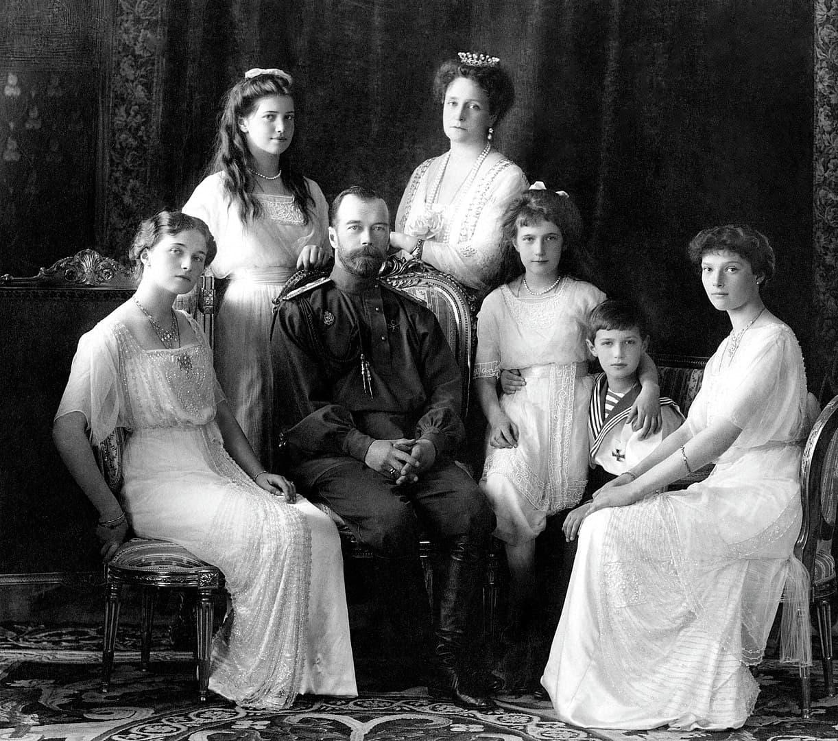 משפחה, רומנוב