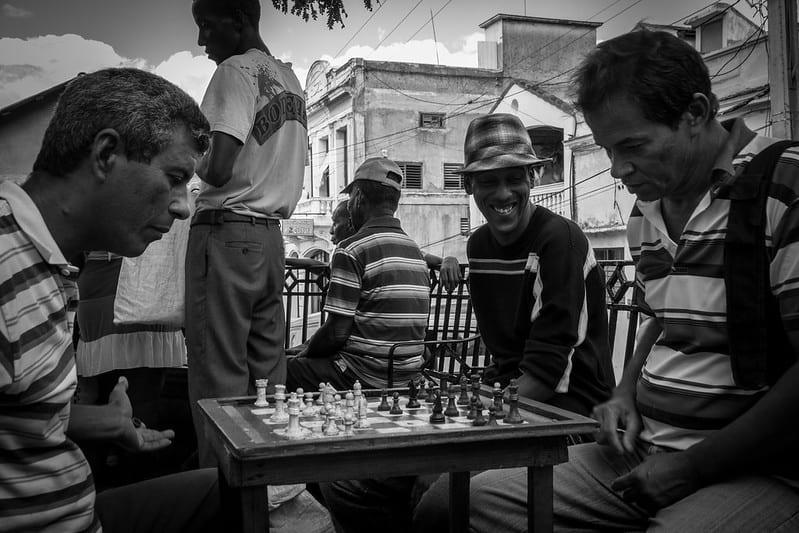 שחמט, קובה, סנטיאגו