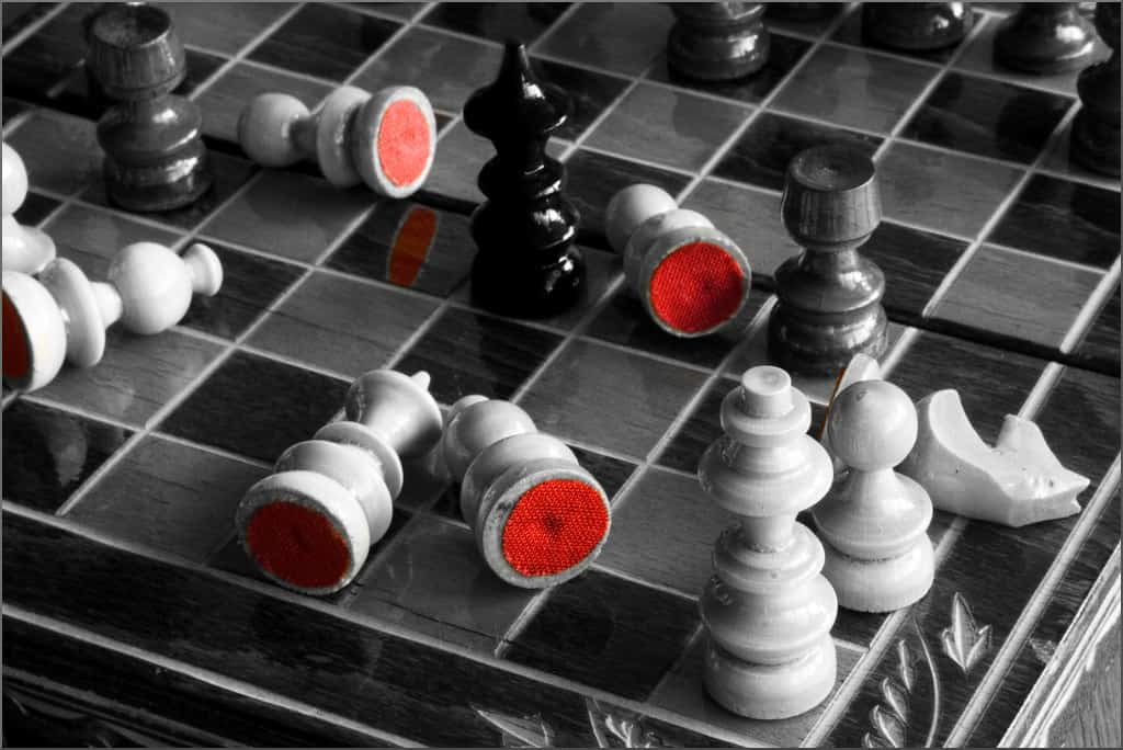 שחמט, כלי שחמט