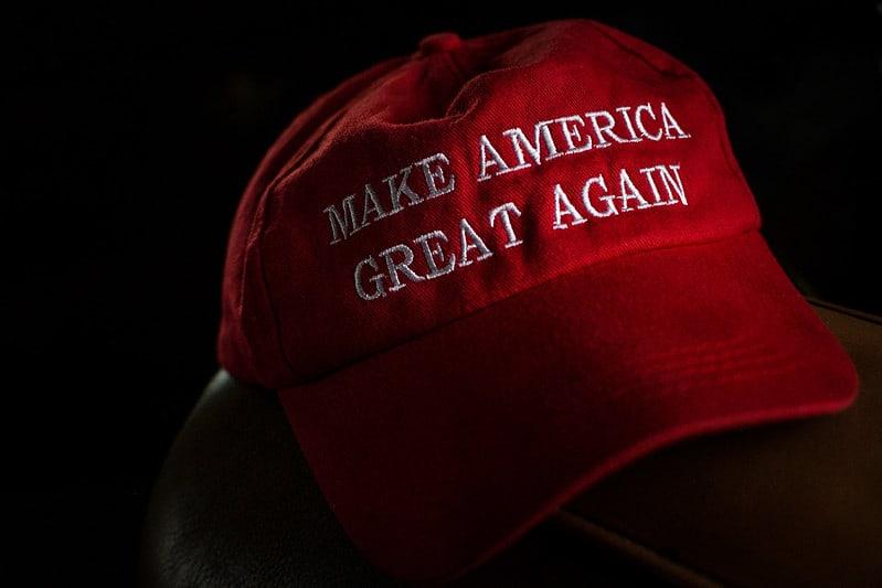 כובע, טראמפ, MAGA