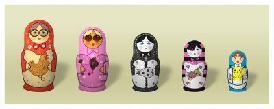 בובות רוסיות