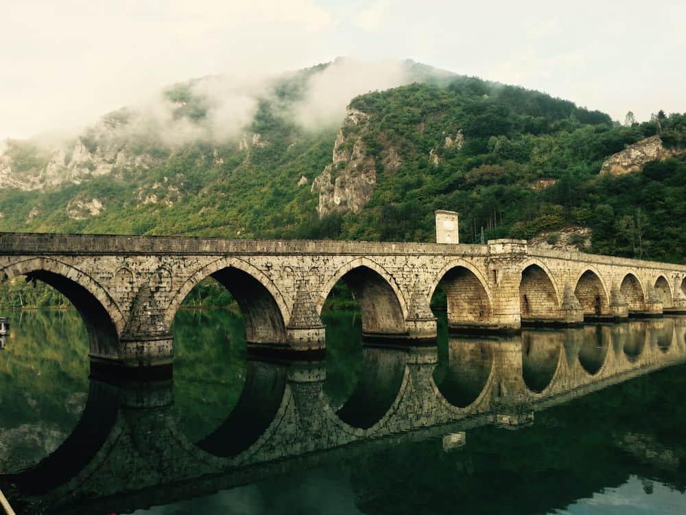 גשר, וישגרד, בוסניה הרצוגובינה