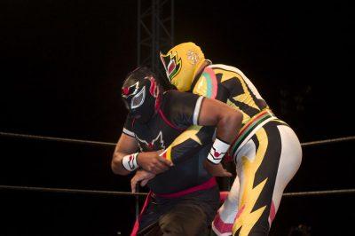 Lucha Libre, היאבקות, מקסיקו