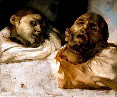 שני מוצאים להורג, תאודור ז'ריקו