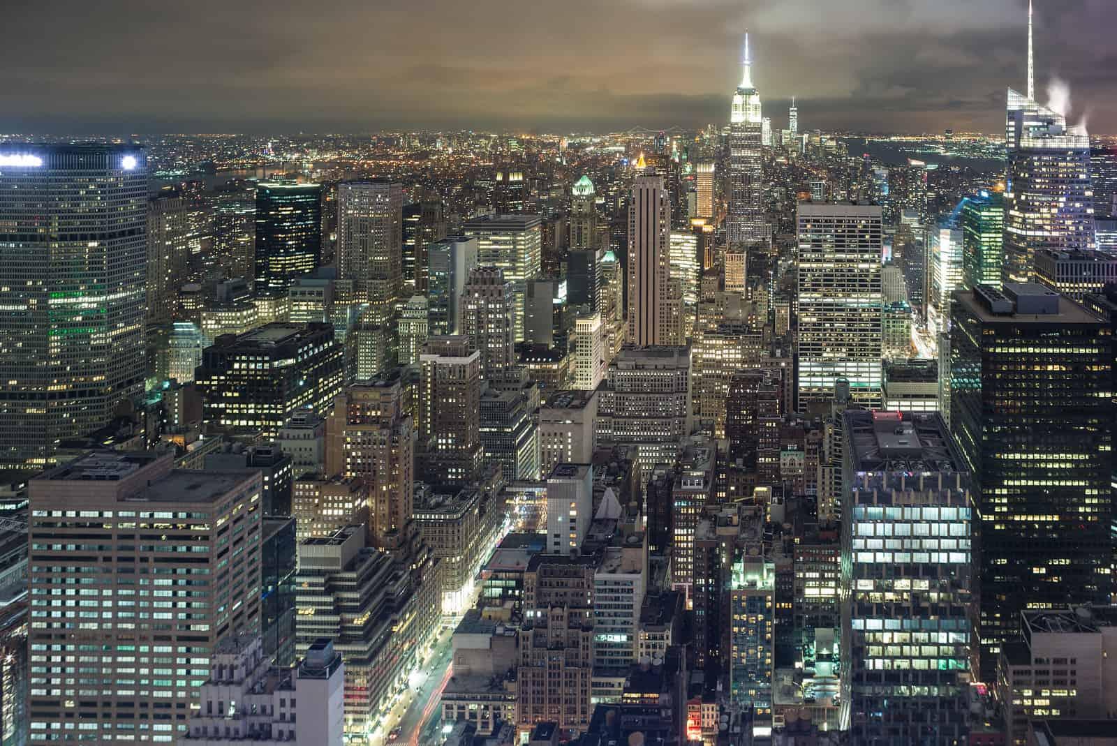 ניו יורק, לילה