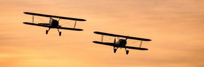 מטוסים, מטוס דו-כנפי, מלחמת העולם הראשונה