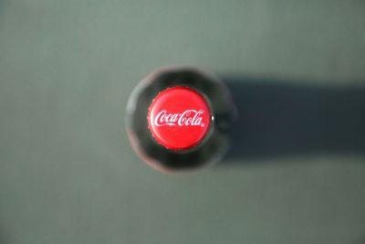 קוקה קולה, פרסומת