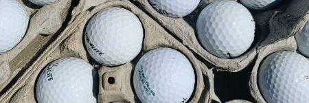 כדורי גולף, ביצים