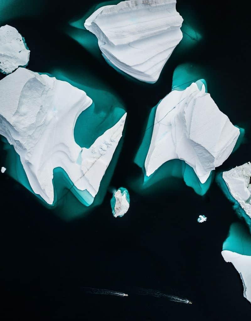 קרחון, גרינלנד, התחממות גלובלית