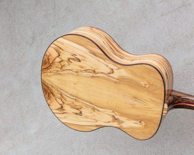 גיטרה, קלאסית, עץ זית