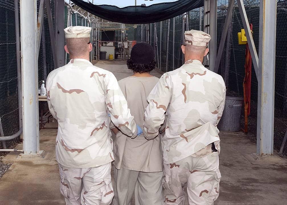 גואנטאנמו, מתקן מעצר, כלא, עצור