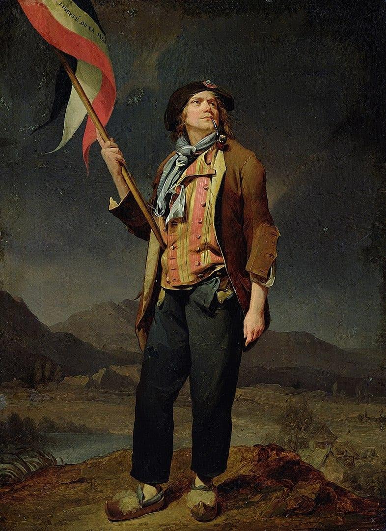 המהפכה הצרפתית, טריקולור,