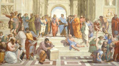 האקדמיה של אתונה, רפאל