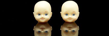 תינוקות, בובות