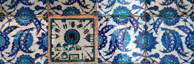 אריחים, עות'מנים, מסגד, איסטנבול
