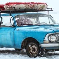 """מכונית, סובייטית, ברה""""מ"""
