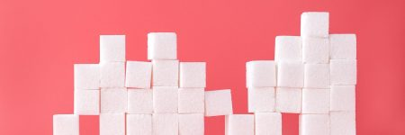 קוביות סוכר, ורוד, בניין