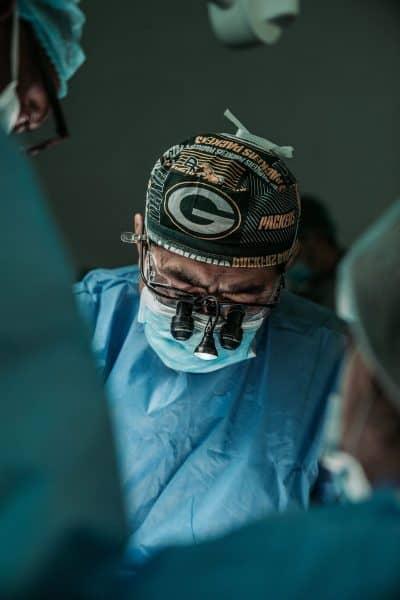 מנתח, חדר ניתוח
