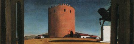 המגדל האדום, ג'ורג'ו די קיריקו