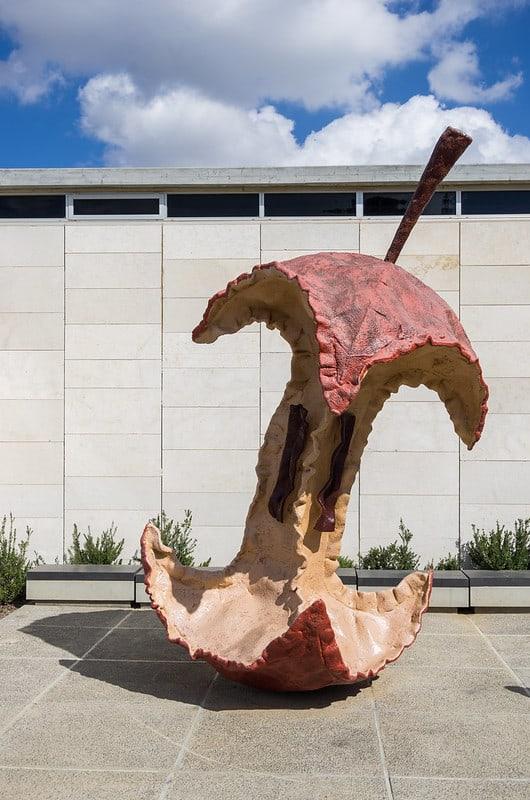 ירושלים, מוזיאון ישראל, תפוח