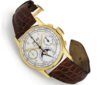 שעון, שעון יוקרה, פאטק פיליפ
