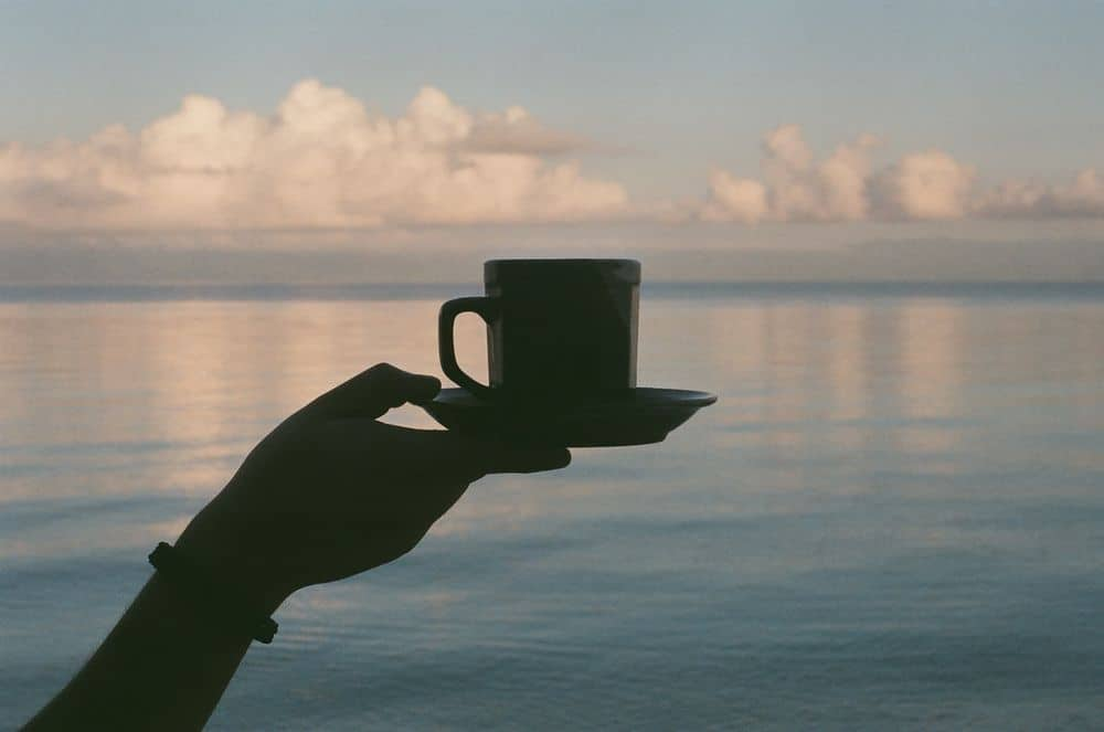 כוס קפה, הזמנה, הצעה